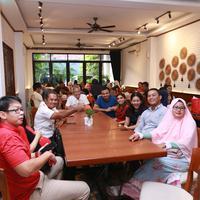 Reshus Negatif Indonesia ingin mengedukasi orang-orang bahwa reshus negatif bukan penyakit darah. (Fotografer: Deki Prayoga/FIMELA.com)