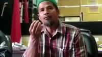 Saharuddin, warga Kecamatan Marang, Kabupaten Pangkep, Sulsel yang sempat mengaku sebagai Nabi