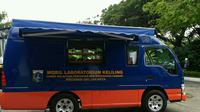 Plt Gubernur DKI Meluncurkan Mobil Laboratorium Keliling