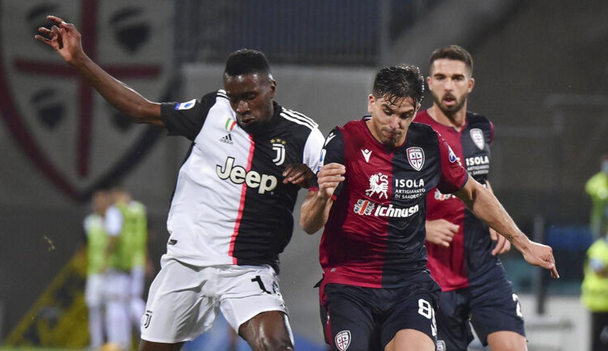 FOTO: Juventus Tak Berdaya di Markas Cagliari - Dunia Bola.com