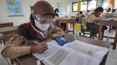 DKI Uji Coba Pembelajaran Tatap Muka di 85 Sekolah