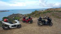 Touring Honda PCX ke Labuan Bajo (Amal/Liputan6.com)