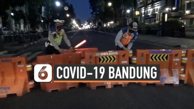 Lonjakan kasus positif covid-19 terjadi di berbagai daerah termasuk di provinsi Jawa Barat. Pemkot Bandung menutup 23 jalan utama untuk menekan penyebaran penyakit ini.