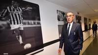 Maurizio Sarri, pelatih anyar Juventus. (Bola.com/Dok. Juventus.com)