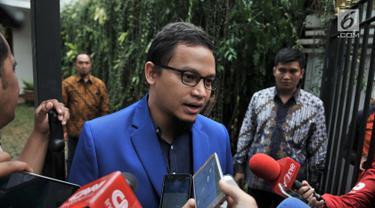 Jelang Deklarasi, Petinggi Gerindra dan PAN Berdatangan ke Rumah Prabowo