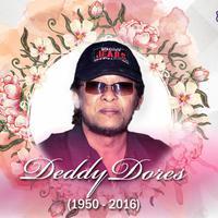 Deddy Dores Meninggal Dunia