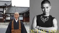 Sebagai seorang biksu, ia juga menjalani hidup sebagai make up artist.