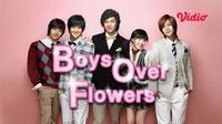 Drakor Boys Over Flowers kini hadir di Vidio. (Foto: Vidio)