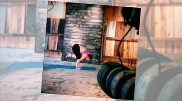 Dana Falsetti, wanita asal New Hope, Pennsylvania, ini membuktikan bahwa memiliki tubuh gemuk tidak harus menghentikan aktivitas dan impian hidupnya. (instagram.com/nolatrees)