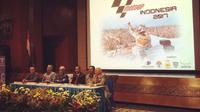 MOTOGP - Indonesia berpeluang menggelar MotoGP pada 2017 mendatang di Sirkuit Sentul.