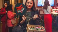 The Body Shop Enchanted Christmas Event di Ecology, Jakarta, 6 December 2018. (dok. The Body Shop Indonesia)