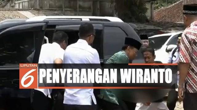 Dari hasil penyelidikan pula, Abu Rara berniat menyerang siapa pun yang turun dari helikopter di Alun-Alun Menes, Pandeglang, Banten, dan kebetulan saat itu yang muncul adalah Wiranto.