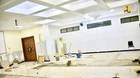 RS Darurat Asrama Haji Donohudan di Kabupaten Boyolali, Jawa Tengah disiapkan menjadi RS Darurat Covid-19 (dok: PUPR)