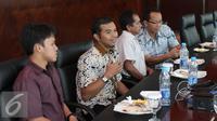 Koordinator Badan Pekerja Indonesia Corruption Watch (ICW) Adnan Topan Husodo (Liputan6.com/Angga Yuniar)