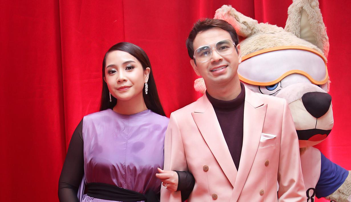 Raffi Ahmad dan Nagita Slavina (Bambang E Ros/Fimela.com)