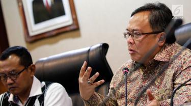 Menteri Bambang Bahas Persiapan Pembangunan Ibu Kota Baru