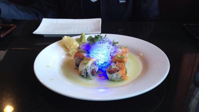 Sushi Misterius yang Bersinar Berhasil Diungkap Ilmuwan Thailand