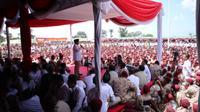 Ketua Umum Partai Gerindra Prabowo Subianto. (Liputan6.com/Dian Kurniawan)