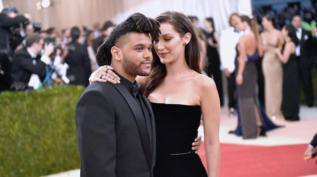 Meski putus, Bella Hadid dan The Weeknd tak benar-benar saling melupakan. (Mike Coppola / AFP)