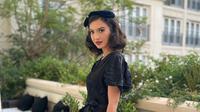 Raline Shah bergaya vintage (Sumber: Instagram/ralineshah)