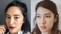 5 Bukti Selebgram Tanya Larasati Mirip Dengan Dian Sastro (sumber: Instagram.com/tanyalarasat dan Instagram.com/therealdisastr)