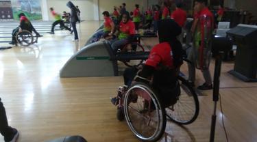 Ilustrasi penyandang disabilitas