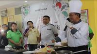 Novotel dan Accor Group gelar we cook because we care (Foto:Liputan6.com/Pramita T)