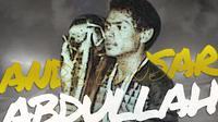 Andi Ansar Abdullah. (Bola.com/Dody Iryawan/Foto: Abdi Satria)