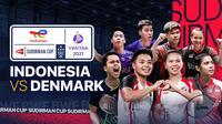 Indonesia vs Denmark