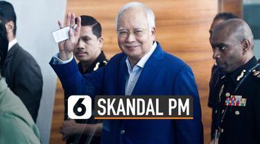 Kasus 1Malaysia Development Berhad (1MDB) sempat dihentikan April lalu. Kasus itu menyangkut Perdana Menteri ke-6 Malaysia, Najib Razak.