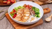 Ingin mendapatkan asupan protein yang tinggi di dalam menu makanan yang enak dan tetap sehat? Simak ini. Sumber foto: PR.