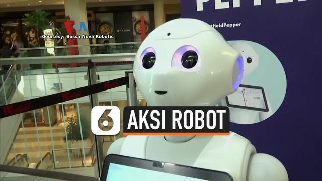 robot corona