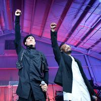 Black Eyed Peas (Foto: AFP / KEVORK DJANSEZIAN / GETTY IMAGES NORTH AMERICA)