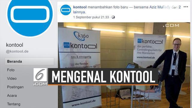 "Aplikasi asal Jerman akan masuk Indonesia. Namun namanya yang ambigu yakni ""Kontool"" justru jadi viral."