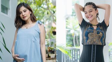 6 Potret Terbaru Tiwi Eks T2 Usai Melahirkan Anak Kedua, Sudah Kembali Langsing