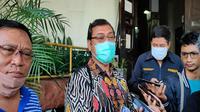 Pemkot Cirebon menilai penyekatan di tingkat Rt dan Rw sangat efektif untuk memutus rantai penyebaran covid-19 di Kota Cirebon. Foto (Liputan6.com / Panji Prayitno)