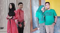 6 Momen Kompak Artis Jebolan D'Academy Pakai Baju Couple dengan Pasangan (sumber: Instagram.com/fida310 dan Instagram.com/eganoviantika_)