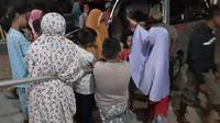 Kasus gigitan anjing gila kembali terjadi di wilayah Kabupaten Gorontalo Utara (Gorut). Tiga warga di Kecamatan Atinggola menjadi korbannya. (Liputan6.com/ Arfandi Ibrahim)