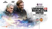 Liverpool vs Manchester United (Liputan6.com/Abdillah)