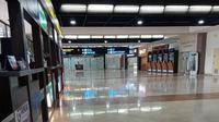 Suasana Bandara Internasional Soekarno Hatta (Soetta). (Liputan6.com/Pramita Tristiawati)