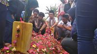 Pelaku penusukan pada saat tawuran terhadap siswa Ahmad Fauzan (18) hingga tewas di Tangsel, sudah ditangkap Polisi.