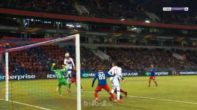 Lyon meraih kemenangan tandang ketika melakoni laga leg pertama 16 besar Liga Europa kontra CSKA Moscow, Jumat (9/3) dinihari WIB....
