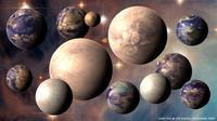 Ilustrasi eksoplanet. (PHL @ UPR Arecibo, ESA/Hubble, NASA)