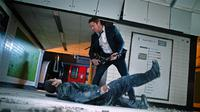 Pengambilan gambar London Has Fallen diambil di lokasi syuting untuk film James Bond, Skyfall.