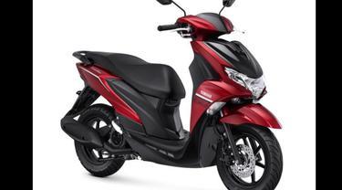 Yamaha FreeGo Hadir dengan Warna Baru (Ist)