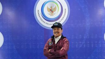KKP dan Menteri Trenggono Terpopuler dalam AHI 2021