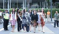 7 Puteri Indonesia. (dok. @officialputeriindonesia/https://www.instagram.com/p/BvLVmIBlluA/Indah Permata Niska)