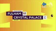 Berita video highlights Mola TV, Fulham kalah 1-2 dari Crystal Palace pada pekan keenam Liga Inggris 2020/2021, Sabtu (24/10/2020) malam hari WIB.