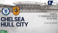 FA_Chelsea Vs Hull City (Bola.com/Adreanus Titus)