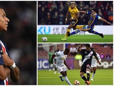 FOTO: 7 Pesepak Bola dengan Lari Tercepat Versi FIFA 20
